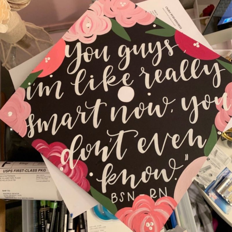 funny graduation quotes - kelly the office